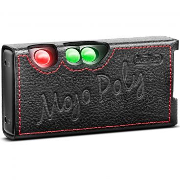 Chord Electronics Mojo & Poly Premium Leather Case