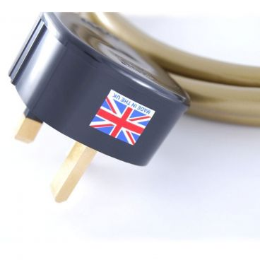 The Copper-Line Alpha UK Mains Power Cable