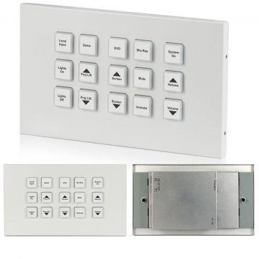 CYP CR-KP1 Wall-mount keypad Control System (