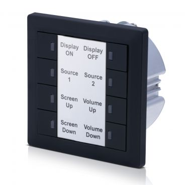 CYP CR-TG1 Surface Mount Keypad Control System