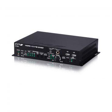 CYP EL-2600V 4K UHD+ HDMI/DP/VGA/USB over HDBaseT Transmitter with Trigger Control