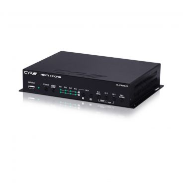 CYP EL-XTREAM-PIP 4x2 HDMI Switch with Integrated Multi-View & Video Capture