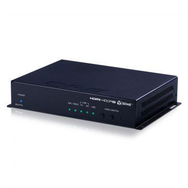 CYP SDV-FTX 4K HDR HDMI / Displayport over Fiber Transmitter