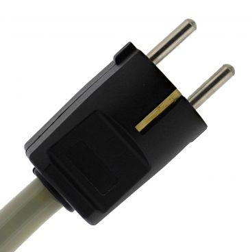 Merlin Tarantula MK6 EU to Figure 8 Mains Cable - 1m Length (2018 Edition)