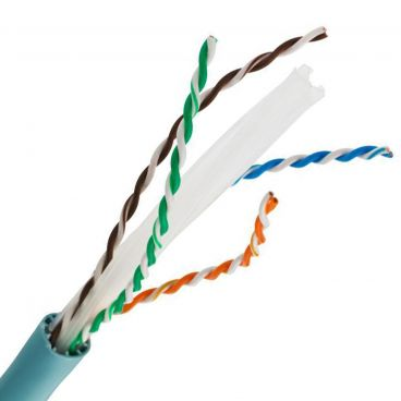 Excel CAT6a (U/UTP) Unscreened Data Cable 500m