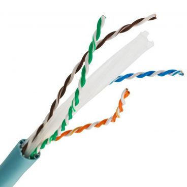 Excel CAT6a (U/UTP) Unscreened Data Cable 100m