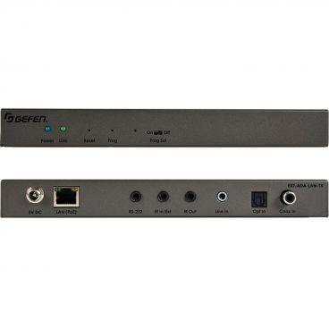 Gefen EXT-ADA-LAN-TX Digital and Analog Audio over IP - Sender Package