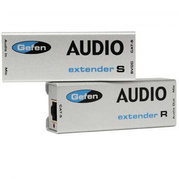 Gefen EXT-AUD-1000 2-way Audio Extender over one CAT-5