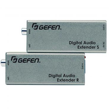 Gefen EXT-DIGAUD-141 Digital Audio Extender over one CAT-5