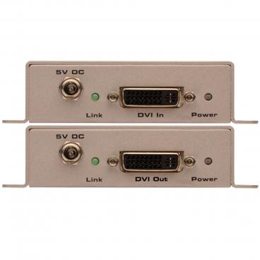 Gefen EXT-DVI-1CAT5-SR DVI ELR Lite Extender over one CAT5