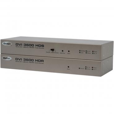 Gefen EXT-DVI-3600HD DVI 3600HD Optical DVI / USB 2.0 / RS232 / Audio Extender