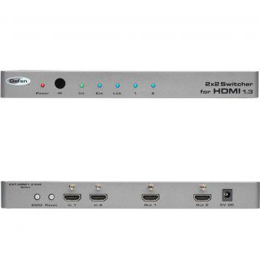 Gefen EXT-HDMI1.3-242 2x2 Switcher for HDMI 1.3