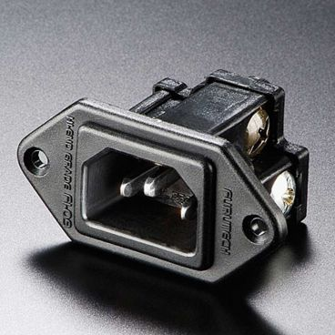 Furutech FI-09 High Performance IEC Inlets - Rhodium