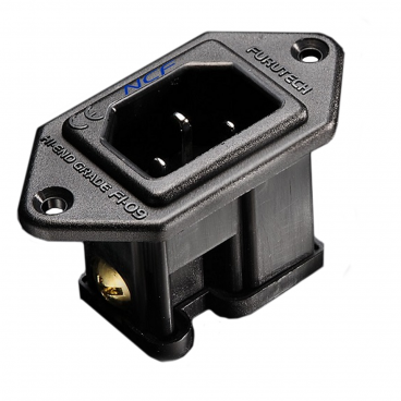 Furutech FI-09 NCF Top-end NCF Perfromance IEC Inlet