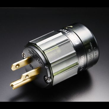 Furutech FI-28M High End Performance AC Connector - Gold