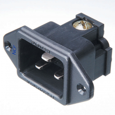 Furutech FI-33 NCF Rhodium Top-end Performance NCF IEC Inlet
