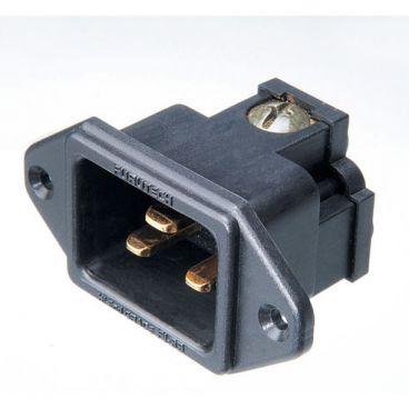 Furutech FI-33 High Performance 16A IEC Inlets - Gold