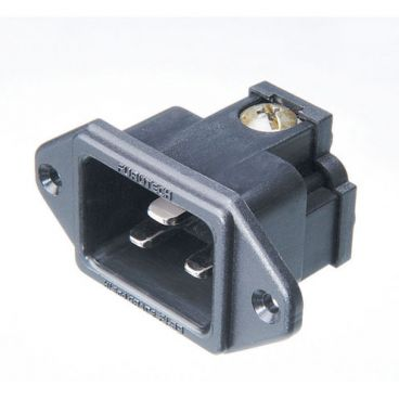 Furutech FI-33 High Performance 16A IEC Inlets - Rhodium