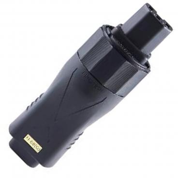 Furutech FI-68 Gold High Performance EMI Filter IEC connector