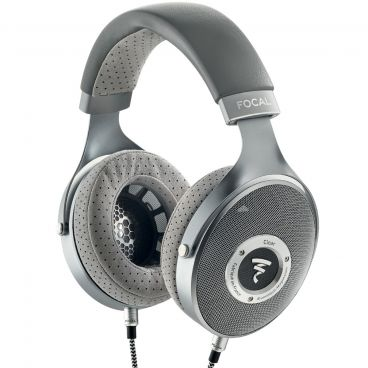 Focal Clear Open-Backed High-End Headphones