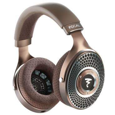 Focal Clear MG Open-Backed Headphones