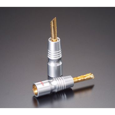 Furutech FP-200B Gold Banana Connector - Pack of 2