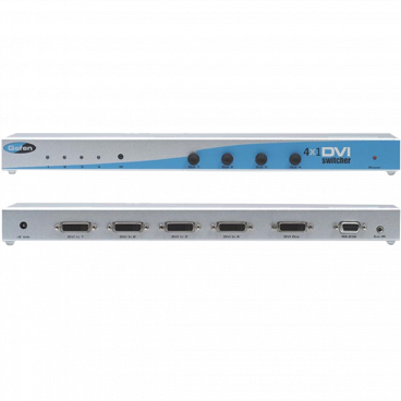 Gefen EXT-DVI-441N 4x1 DVI Switcher