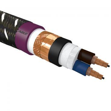 Furutech DSS 4.1 Alpha OCC-DUCC Speaker Cable - Custom Length