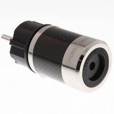 Furutech FI-E50 High End Performance Schuko Connector - Rhodium