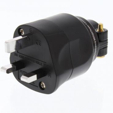 Furutech FI-1363 UK Mains Plug - Rhodium