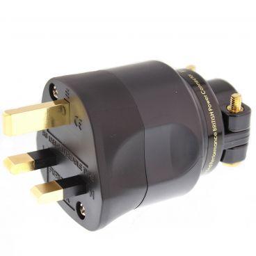 Furutech FI-1363 UK Mains Plug - Gold