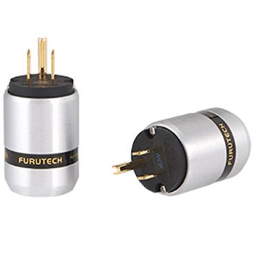 Furutech FI-46M NCF High-End Performance US Connector - Gold