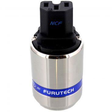 Furutech FI-48 NCF High-End Performance IEC Connector - Rhodium