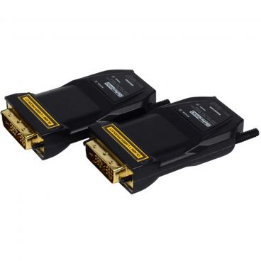 GefenPRO GEF-DVI-FM1500 DVI FM1500 Optical DVI Extender with Recordable EDID