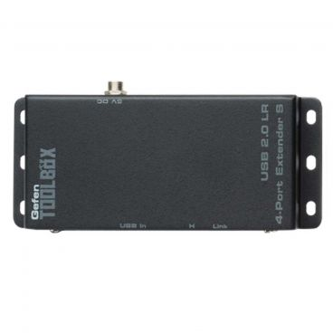 Gefen GTB-USB2.0-4LR-BLK USB 2.0 LR 4-Port Extende
