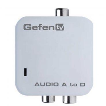 Gefen GTV-AAUD-2-DIGAUD TV Analogue Stereo to Digital Audio Converter