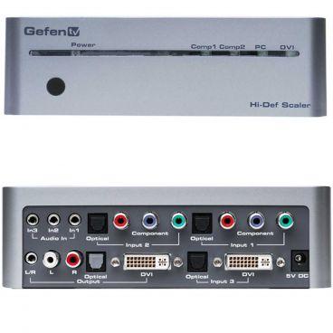 Gefen GTV-HIDEFS High-Definition Scaler