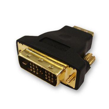 FSUK High Quality HM-2050 HDMI to DVI Adapter