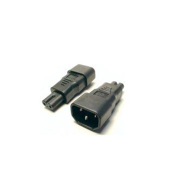 Clearer Audio IEC to Figure 8 Adaptor