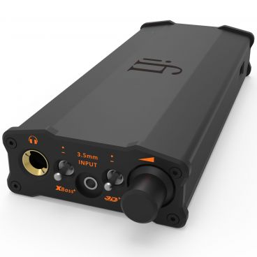 iFi Audio iDSD Black Label Micro DSD D-A Convertor