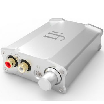 iFi Audio Nano iDSD DAC and Headphone Amp