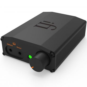iFi Audio Nano iDSD Black Label DAC and Headphone Amp