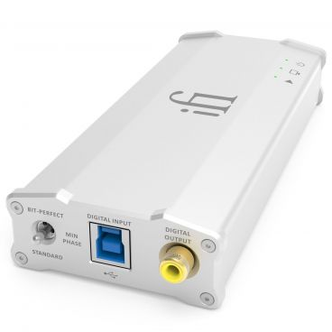 iFi Audio Micro iDAC 2 Digital to Analogue Converter
