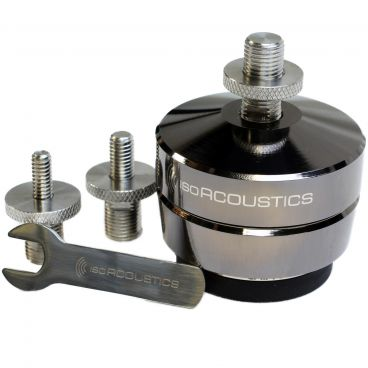IsoAcoustics Gaia Series Threaded Isolation Feet