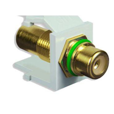 FSUK Konexia K-RCA-11 Adapter Gold (Green)