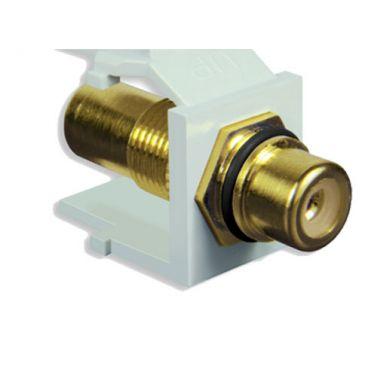 FSUK Konexia K-RCA-13 Adapter Gold (Black)