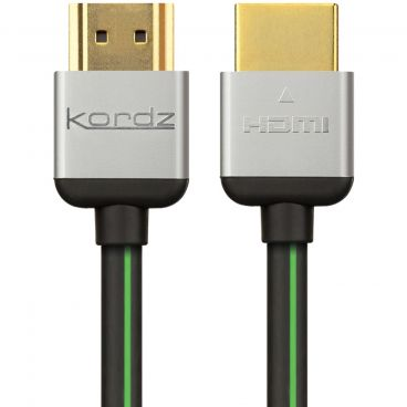 Kordz EVO-R HDMI Cable - (HDMI 2.0 & 4K Certified)