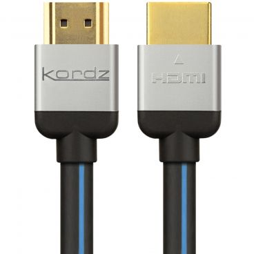 Kordz EVS-R HDMI Cable - (HDMI 2.0, 4K & THX Certified)