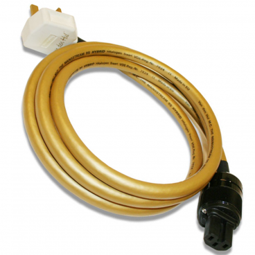 Van Den Hul The Mainsstream Hybrid UK - IEC Power Cable 2m - Ex-Demo