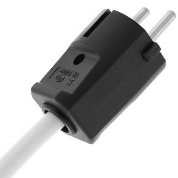 Merlin Tarantula MK6 Mains Cable Schuko - IEC 1m x3 Combo Deal